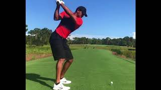 Tiger Woods Swings October 2017 | Comeback?