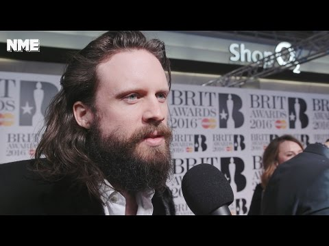 Brit Awards 2016: Father John Misty Talks About Drake, Working With Lana & Dropping Acid