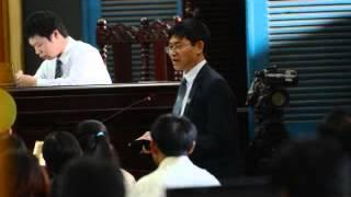 Luật sư cáo buộc VietinBank - Tranh luận (phần 2)