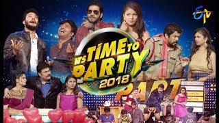 ITS TIME TO PARTY   31st December 2017   Full Episode   ETV New Year Special Event