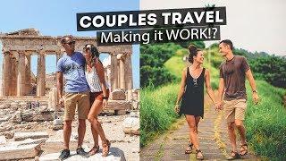 Couples Travel - ADVICE? TIPS & TRICKS? w/ Kara and Nate