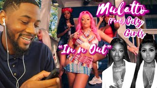Mulatto - In n Out (Official Video) ft. City Girls 🔥 REACTION