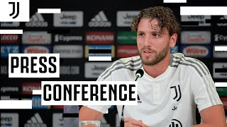 Manuel Locatelli is Unveiled as a Bianconero! | Press Conference | Juventus
