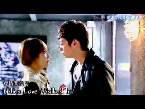 2012 DRAMA - When Love Walked In (愛情闖進門) Victoria Song & Calvin Chen