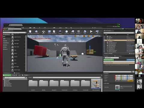 #learning: Unreal Engine