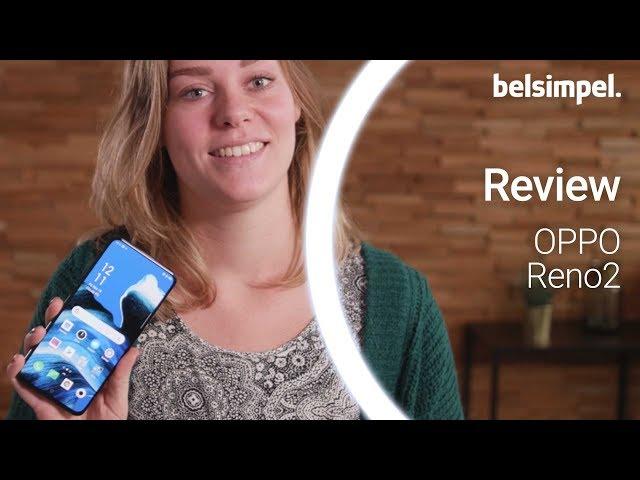 Belsimpel-productvideo voor de Oppo Reno 2 Black