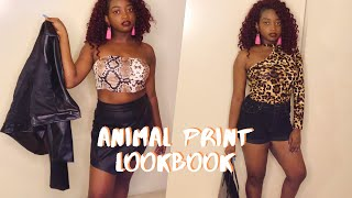 Animal Print Lookbook | How to Style | CIARA KAS