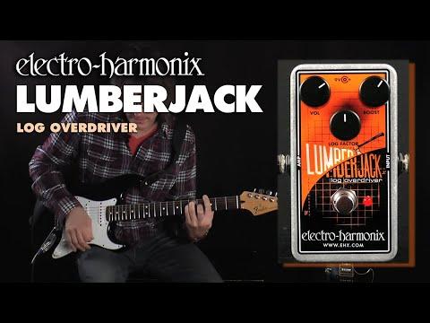 Electro Harmonix Lumberjack Overdrive