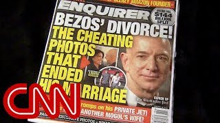Why the National Enquirer says it decided to investigate Jeff Bezos