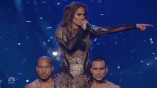 Best ever live performance of Jennifer Lopez