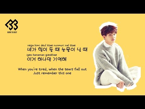 [BtoB] I'll be here 여기 있을게 Lyrics (Eng, Rom, Han)