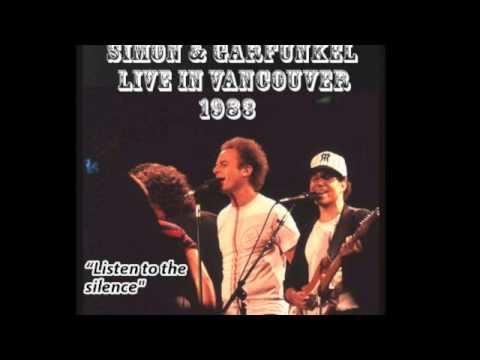 El Condor Pasa, Live in Vancouver 1983, Simon & Garfunkel