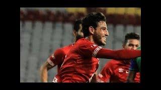 هدف فوز مصر علي ليبيريا 1 0 مباراة ودية -