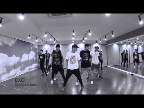 140106 EXO Dubstep Intro