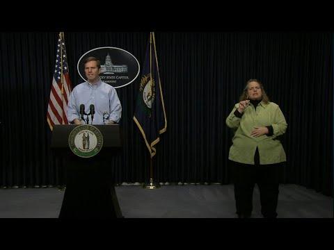 Gov. Andy Beshear March 22 5:00 pm Update | Coronavirus | KET