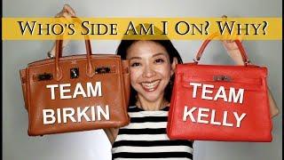 Team Birkin vs Team Kelly | Who's Side Am I On? | Why | Kat L