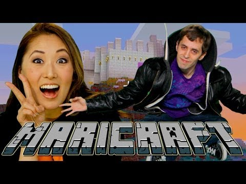 PEACE RETURNS TO MINECRAFT (MariCraft) - Smashpipe Games