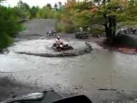 ATV Mudding in PA