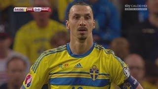 Zlatan Ibrahimovic vs Montenegro Home HD 1080i (14/06/2015)