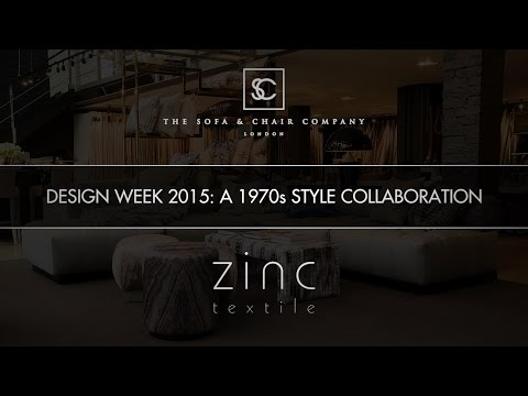 Design Week 2015: A 1970s Style Collaboration