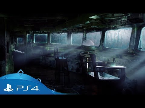 The Dark Pictures: Man of Medan | Diário de produção nº1 - Designing the Ghost Ship | PS4