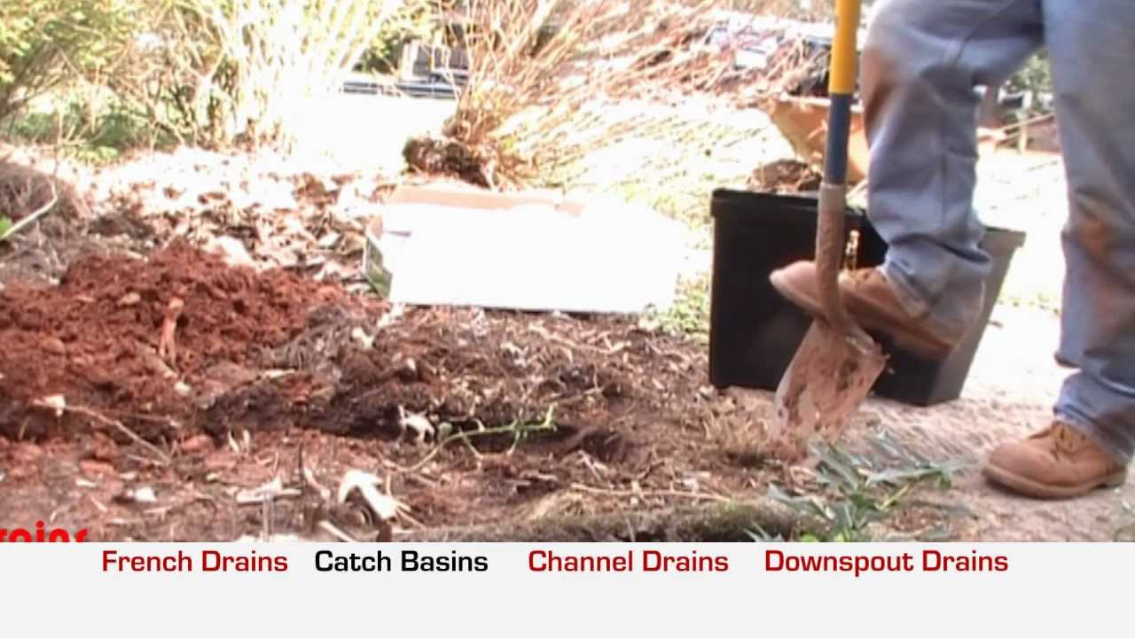 4 Common Rainwater Drainage Problems And How To Solve Them