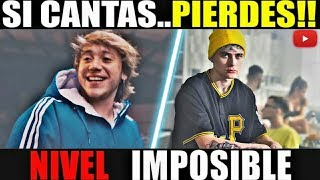 "SI CANTAS PIERDES ❌ NIVEL ""TRAP ARGENTINO"" 🔥💚🎧🎶🎤🔊"