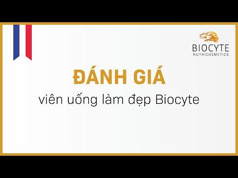 Đánh giá viên uống làm đẹp Biocyte