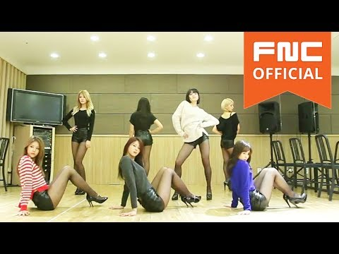 AOA - 짧은 치마 (Miniskirt) Dance Practice (Full ver.), AOA title track 'Miniskirt' from their 5th Single Album 'Miniskirt' dance practice, full version