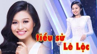 Tiểu sử Lê Lộc - Con gái Lê Giang từ chối tình cảm Tuấn Dũng trên sóng truyền hình!