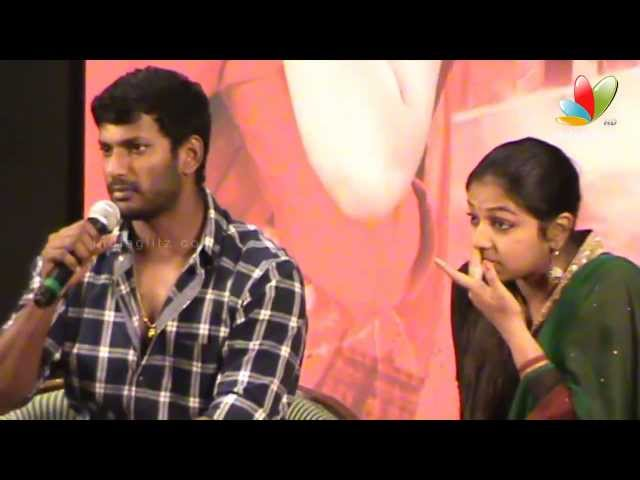 Pandiya Nadu Movie Press Meet at Cochin