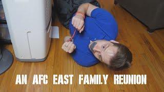 An AFC East Family Reunion