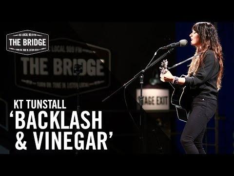 KT Tunstall - 'Backlash & Vinegar'   The Bridge 909 in Studio