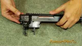 AirsoftPro L96 CNC trigger.