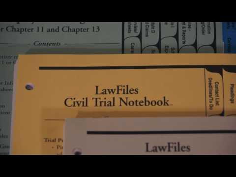 Bindertek for Lawyers