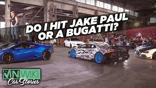 I almost killed Jake Paul with a Lamborghini