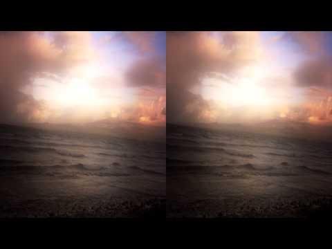 3D Video extreme!!! (evo 3D Works) 3D Beach