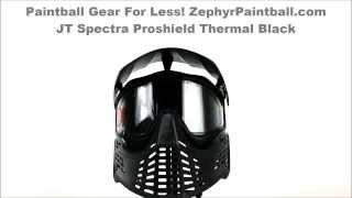 JT Proshield Thermal black