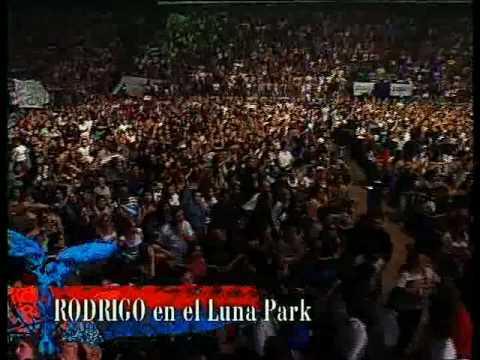 Rodrigo Alejandro Bueno el potro en el luna park