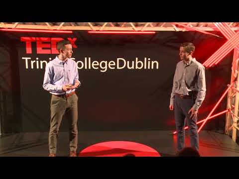 We were homeless, now we're in Silicon Valley | Mark & Andrew Ansell | TEDxTrinityCollegeDublin
