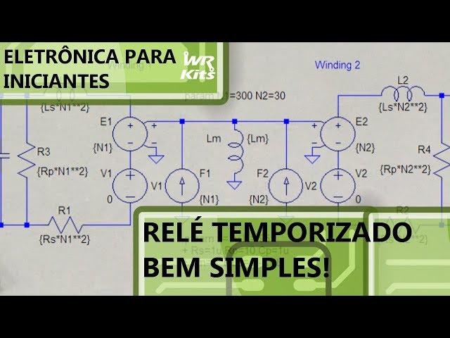PRIMEIROS PASSOS COM SIMULADOR DE CIRCUITOS | Eletrônica para Iniciantes #144