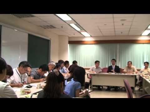 兩岸政策協會媒體座談 Part1