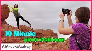 10 Minute Photo Challenge Photographer Challenge / AllAroundAudrey