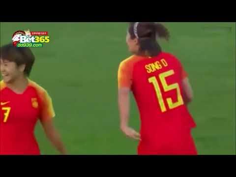 中国女足疯狂两战狂轰7球,杀进2019法国女足世界杯