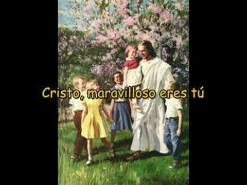 Cristo Maravilloso - Gladys Garcete - subtitulado