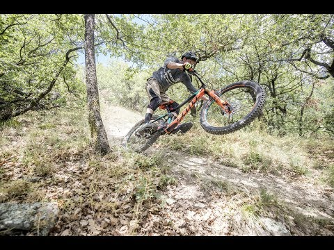 How to Ride Downhill with Brendan Fairclough!