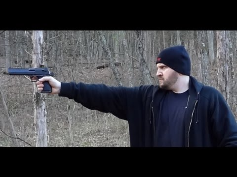 Desert Eagle Mark XIX Review - .50AE