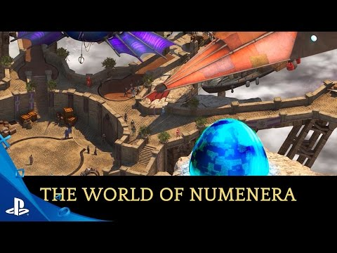 Torment: Tides of Numenera Trailer