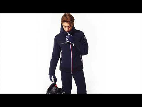 Fusalp Gustavo Mens Ski Jacket in Dark Blue