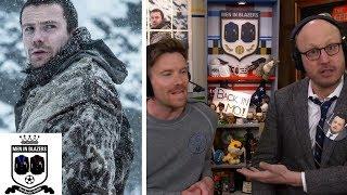 Game of Thrones' Joe Dempsie joins Men in Blazers   NBC Sports